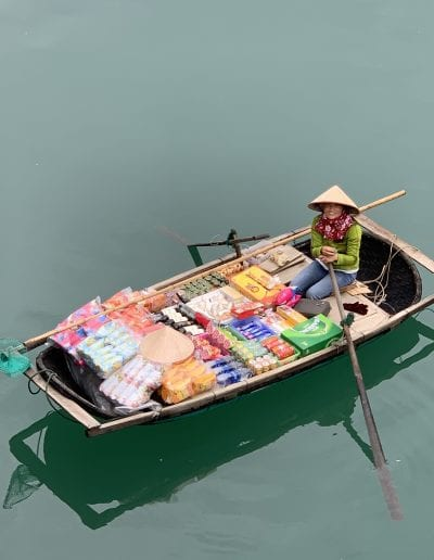Halong Bay Entrepreneur