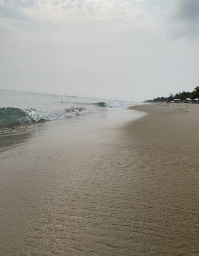 Secret Beach near HoiAn